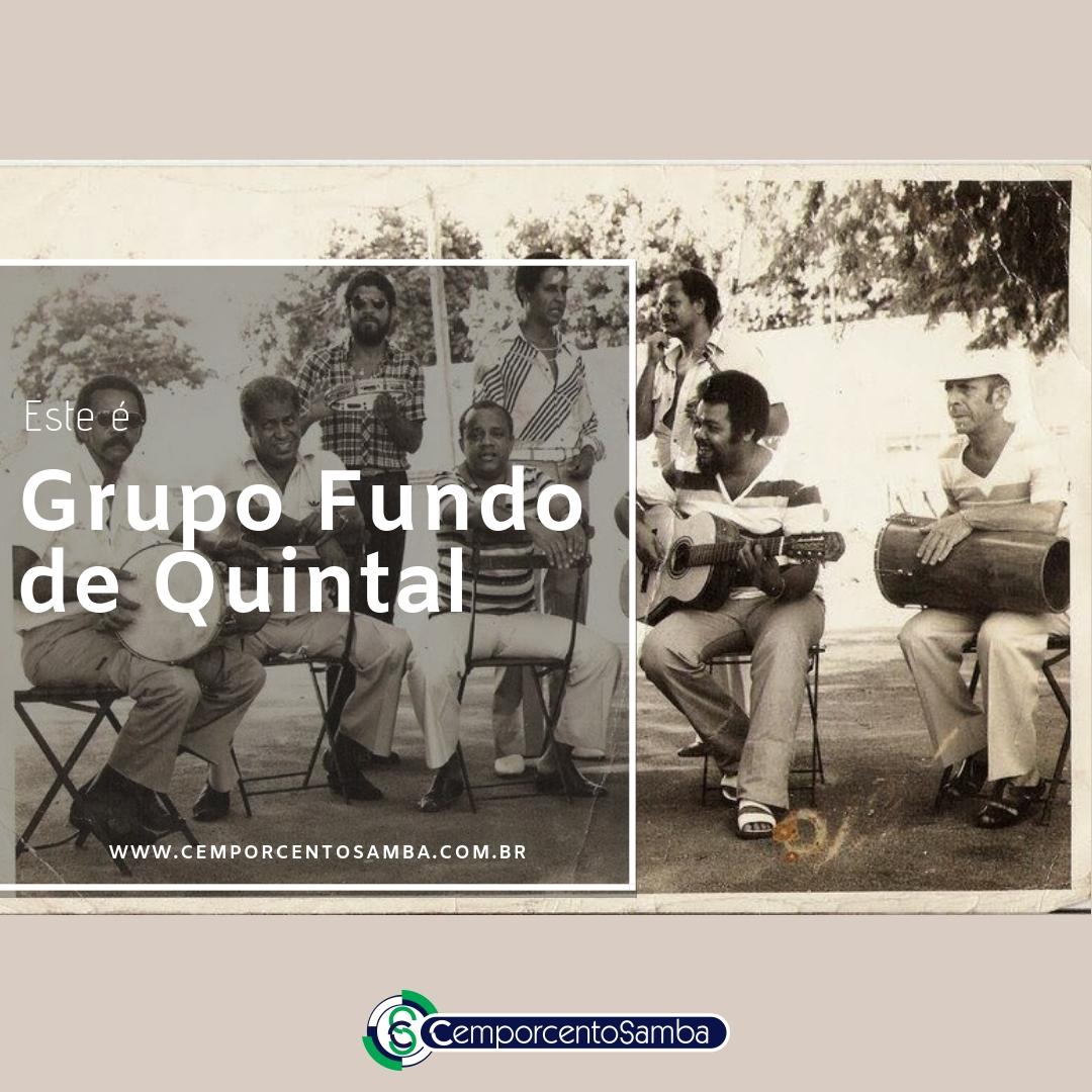 CD PAPO QUINTAL BAIXAR DE DE SAMBA FUNDO