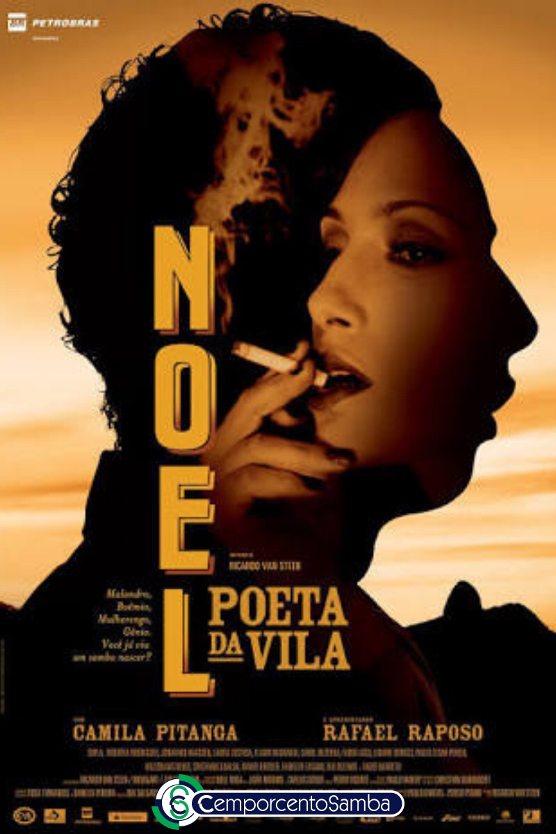 filme noel rosa, filme poeta da vila